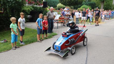 Im Juli soll wieder ein Seifenkistenrennen stattfinden.