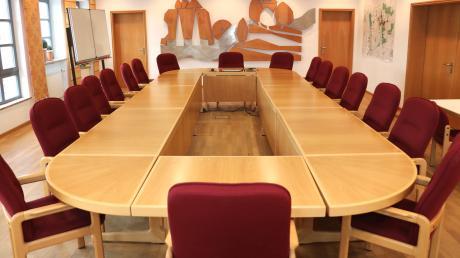 In Oberhausen tagte erstmals der neue Gemeinderat.