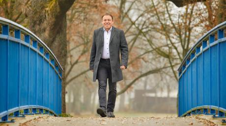 Harald Reisner von den Freien Wählern setzt sich im Duell um das Amt des Rathauschefs in Schrobenhausen durch.