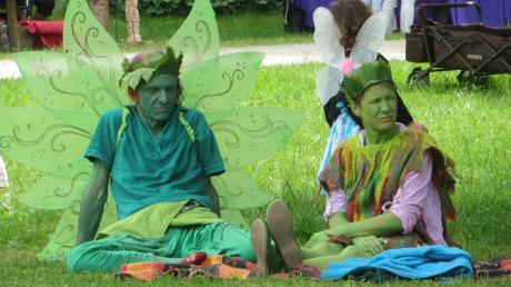 In diesem Jahr tanzen die Elfen nicht auf Schloss Blumenthal. Das für Ende Mai geplante Festival entfällt.