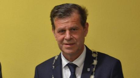 Fabian Streit ist seit 1. Mai 2020 neuer Bürgermeister von Schiltberg.