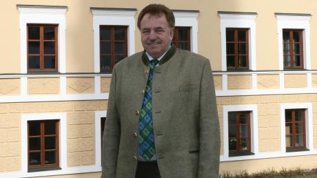 Von 1996 bis 2020 war Karl Metzger Bürgermeister von Inchenhofen. In seiner Zeit brachte er viele Projekte ins Rollen.
