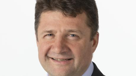 Petersdorfs Bürgermeister Dietrich Binder.