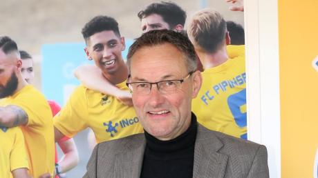 Geschäftsführer Ulrich Bergmann verlässt den Fußball-Bayernligisten FC Pipinsried.