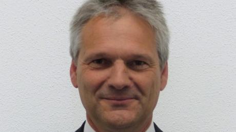 Jürgen Hörmann ist neuer Bürgermeister von Obergriesbach.