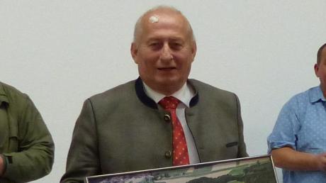 30 Jahre lang war Josef Schwegler Bürgermeister in der Gemeinde Obergriesbach.