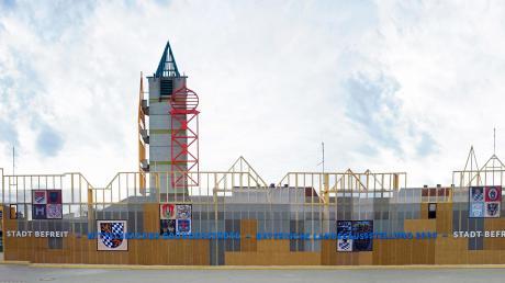 Startklar für die Landesausstellung: Das Feuerhaus an der Aichacher Martinstraße öffnet am Mittwoch seine Tore. Wegen der Corona-Beschränkungen gibt es aber einige Veränderungen.