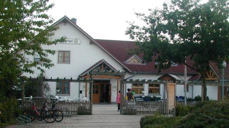 Im Gemeinschaftshaus in Obergriesbach ist nach den coronabedingten Einschränkungen nun wieder Betrieb.