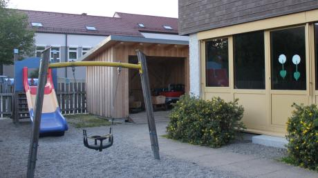 Der Hollenbacher Kindertagesstätte St. Ulrich fehlen 50 Betreuungsplätze. Das hat der Gemeinderat entschieden.