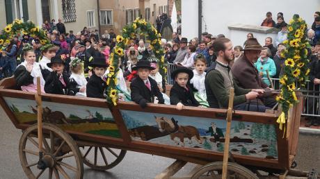 Als Massenveranstaltung fällt in diesem Jahr auch der Leonhardiritt in Inchenhofen aus.