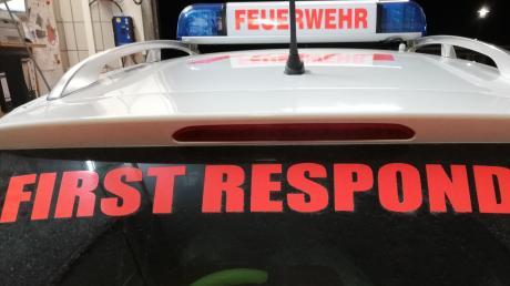 In Gundelfingen waren in der Nacht zum Sonntag Polizei und Feuerwehr im Einsatz.