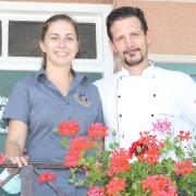 Seit rund zwei Jahren führen Christiane und Michael Hodes den Tavernwirt in Sulzbach.