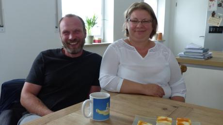 Nach 100 Tagen im Amt beschreibt Brigitte Pekis, die Ehefrau von Baars Bürgermeister Roman Pekis, die Veränderung ihres Mannes als positiv.