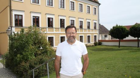 Seit knapp drei Monaten ist Toni Schoder Bürgermeister von Inchenhofen. Es sei eine herausfordernde Arbeit, die ihm aber Spaß macht, sagt er.