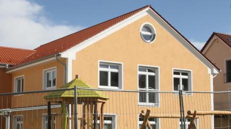 Am Kinderhaus in Sielenbach soll es mehr Parkplätze geben.