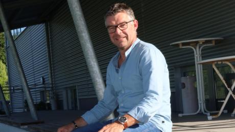 Stefan Schneider kandidiert 2021 nicht mehr als Vorsitzender beim TSV Kühbach.