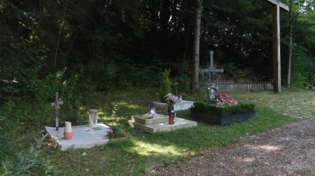 So ähnlich wie hier in Mühlhausen könnten die Urnengräber in Affing aussehen.