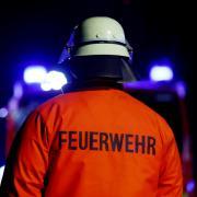 In Witzighausen waren wohl 39 Feuerwehrleute im Einsatz.