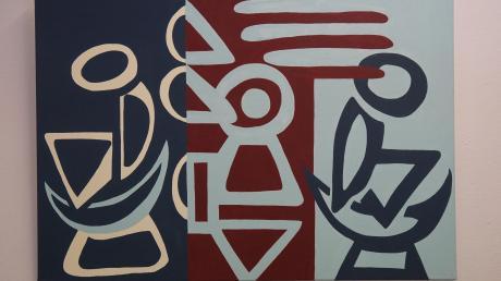 Einige Exponate erschließen sich erst auf den zweiten und dritten Blick dem Betrachter. Aber in allen ausgestellten Werken geht es um die verschiedenen Dimensionen der Freiheit.