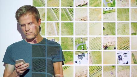 Florian Freier aus Schondorf liebt digitale Kunst.