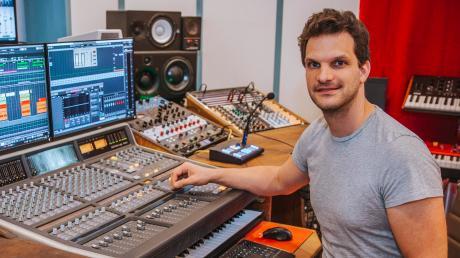 Daniel Betz ist ein Kultur-Tausendsassa. Aber auch alles, was mit Technologie und IT zu tun hat, fasziniert den 39-Jährigen.