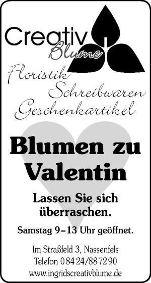 """Valentinstag: """"Weil Du für mich einzigartig bist"""