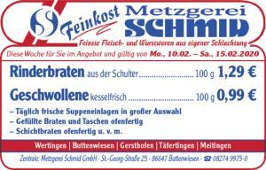 Qualitat Und Frische Vom Metzger Kartoffel Hack Auflauf Mit Speckkruste Augsburger Allgemeine