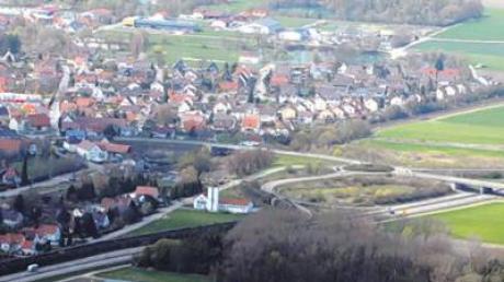 Nordendorf kann weiter wachsen. Dort entstehen zusätzliche Bauplätze.