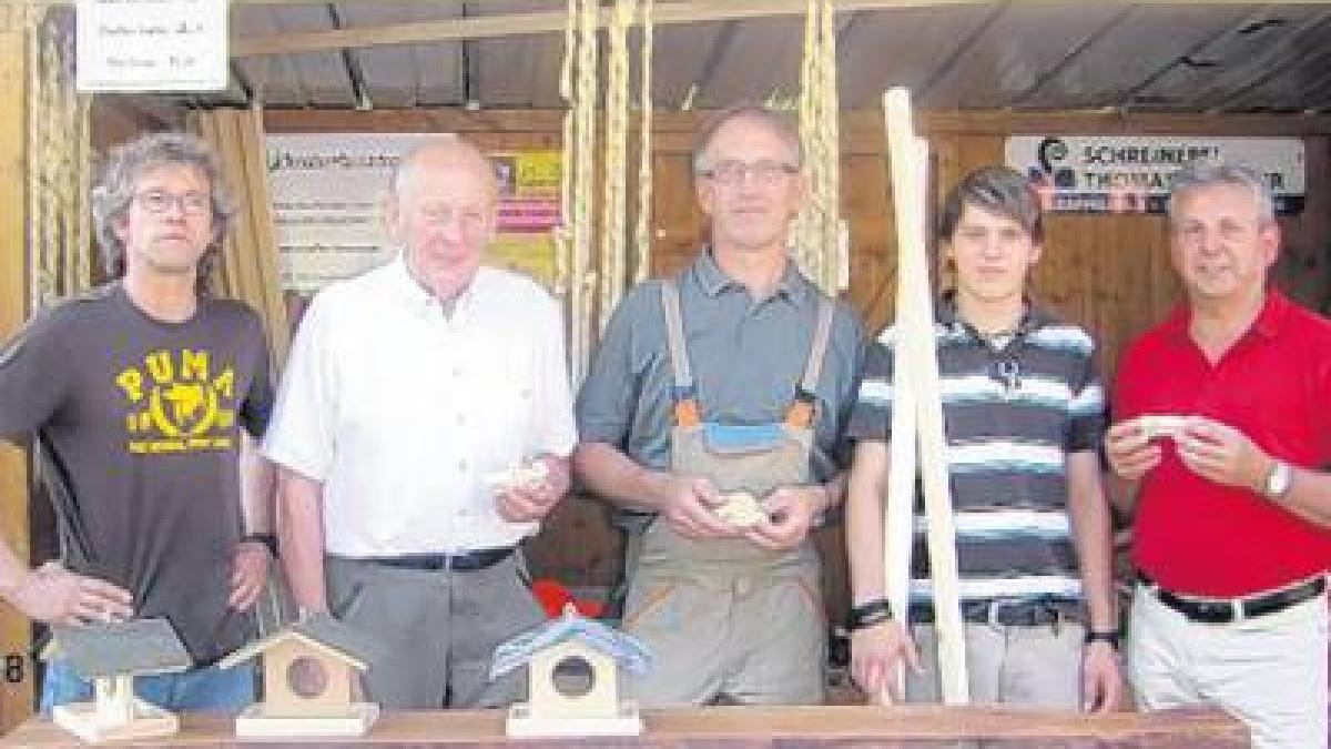 Schreiner Augsburg schreiner basteln für den guten zweck nachrichten augsburg land