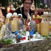 Hobbykünstlermarkt in der Rothtalhalle Horgau