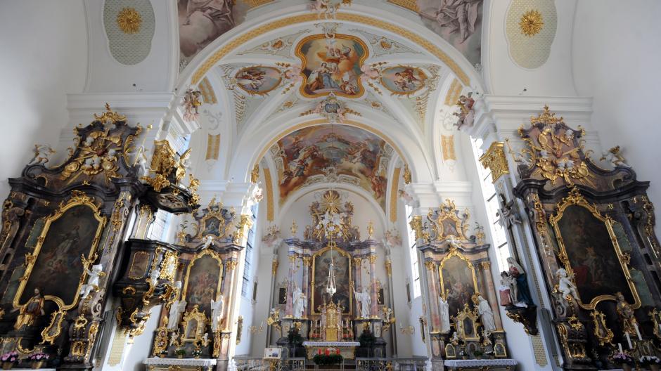 Oberschönenfeld: Ein Engel mit Weihnachtsbotschaft - Nachrichten ...