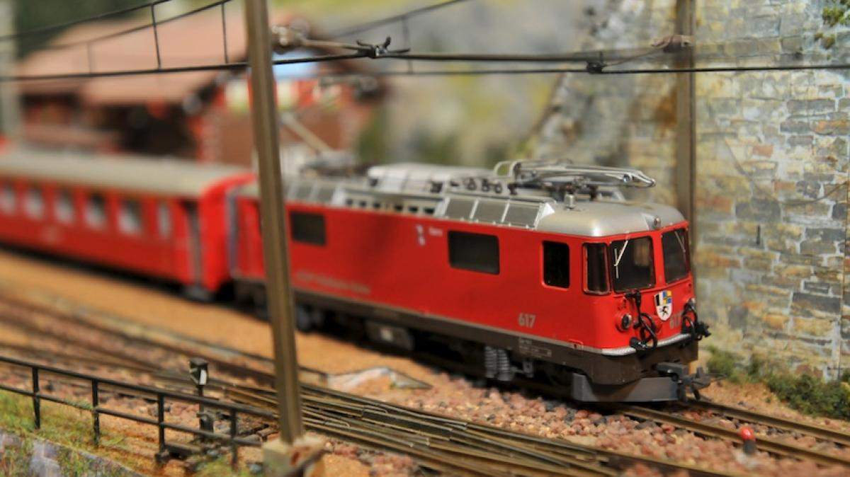 Modelleisenbahnclub neus jubil umsausstellung nachrichten augsburg land gersthofen neus - Mobel um augsburg ...