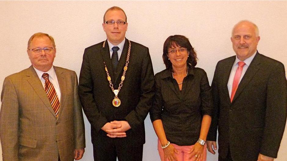 Konstituierung Gemeinderat Wählt Dritten Bürgermeister