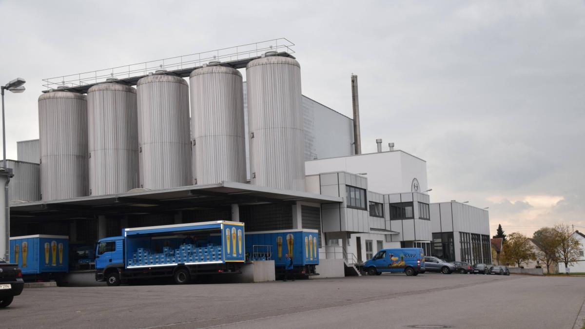 Kutzenhausen: Brauerei Rapp braucht mehr Platz - Nachrichten ...