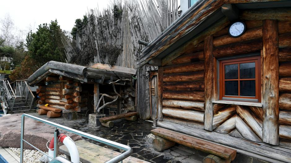Neusass Auch Kindern Kann Die Sauna Spass Machen Nachrichten