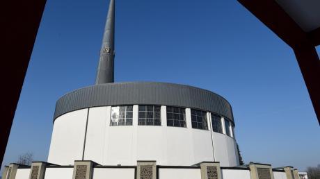 Ob Ostern in der katholischen Herz-Mariä-Kirche in Diedorf wieder ein normaler Gottesdienst stattfinden kann, ist noch unklar.