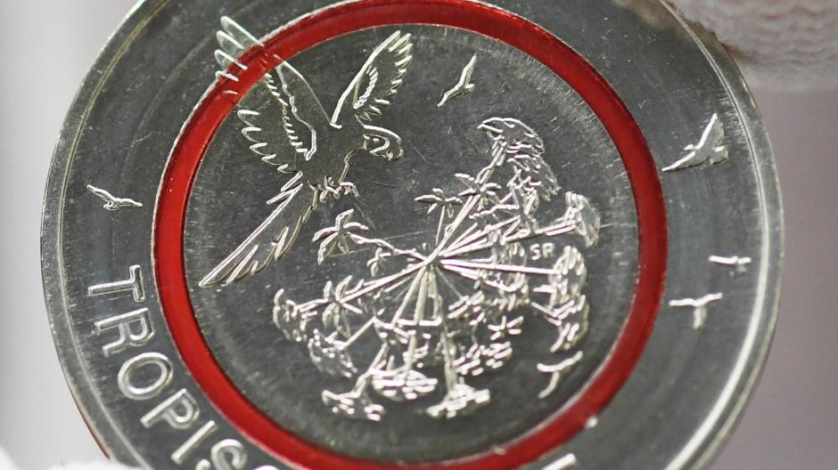 Bundesbank Kölner Dom Kommt Auf Zwei Euro Münze Wirtschaft