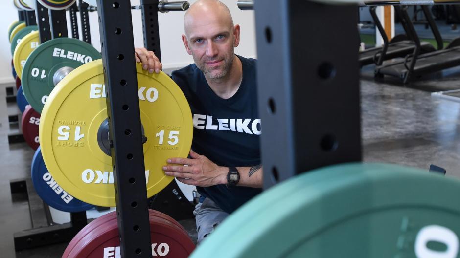 Training: Gewichtheben und viel mehr - Nachrichten Augsburg-Land ...