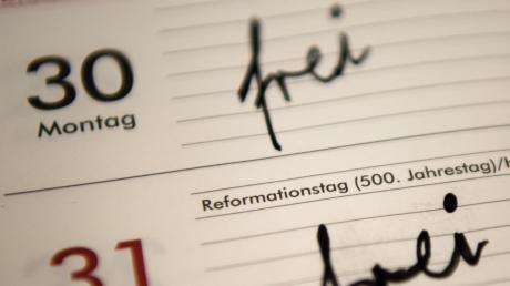 Wir geben eine Übersicht über die Feiertage 2020 in Bayern - und über Ferien 2020.