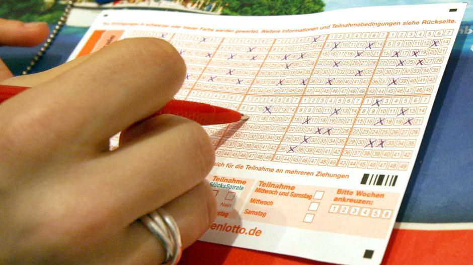 Lotto samstag 6 aus 49 ziehung