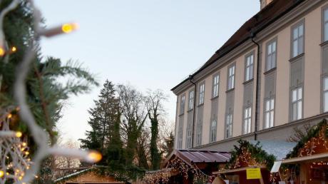 Der Adventsmarkt in Kloster Holzen öffnet am Wochenende nochmals seine Pforten.
