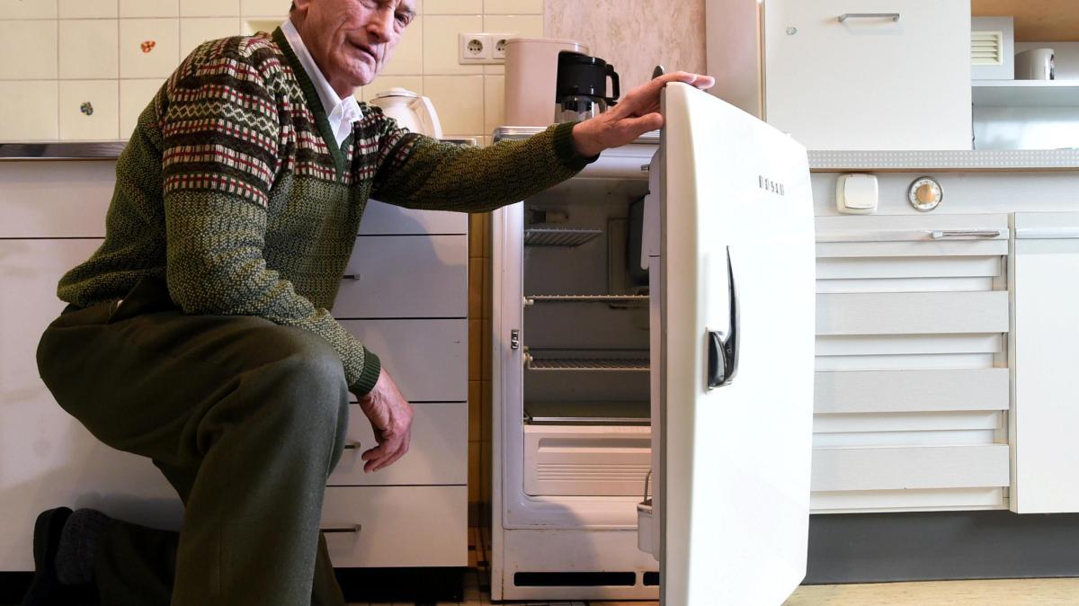 Bosch Kühlschrank Doppelt : Biberbach affaltern: seit 22995 tagen in biberbach im einsatz: und