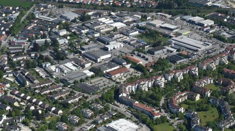 Gewerbe wie hier in Alt-Neusäß gibt es im Stadtgebiet reichlich. Der Stadtrat diskutierte über eine verbesserte Kommunikation mit den Unternehmern.
