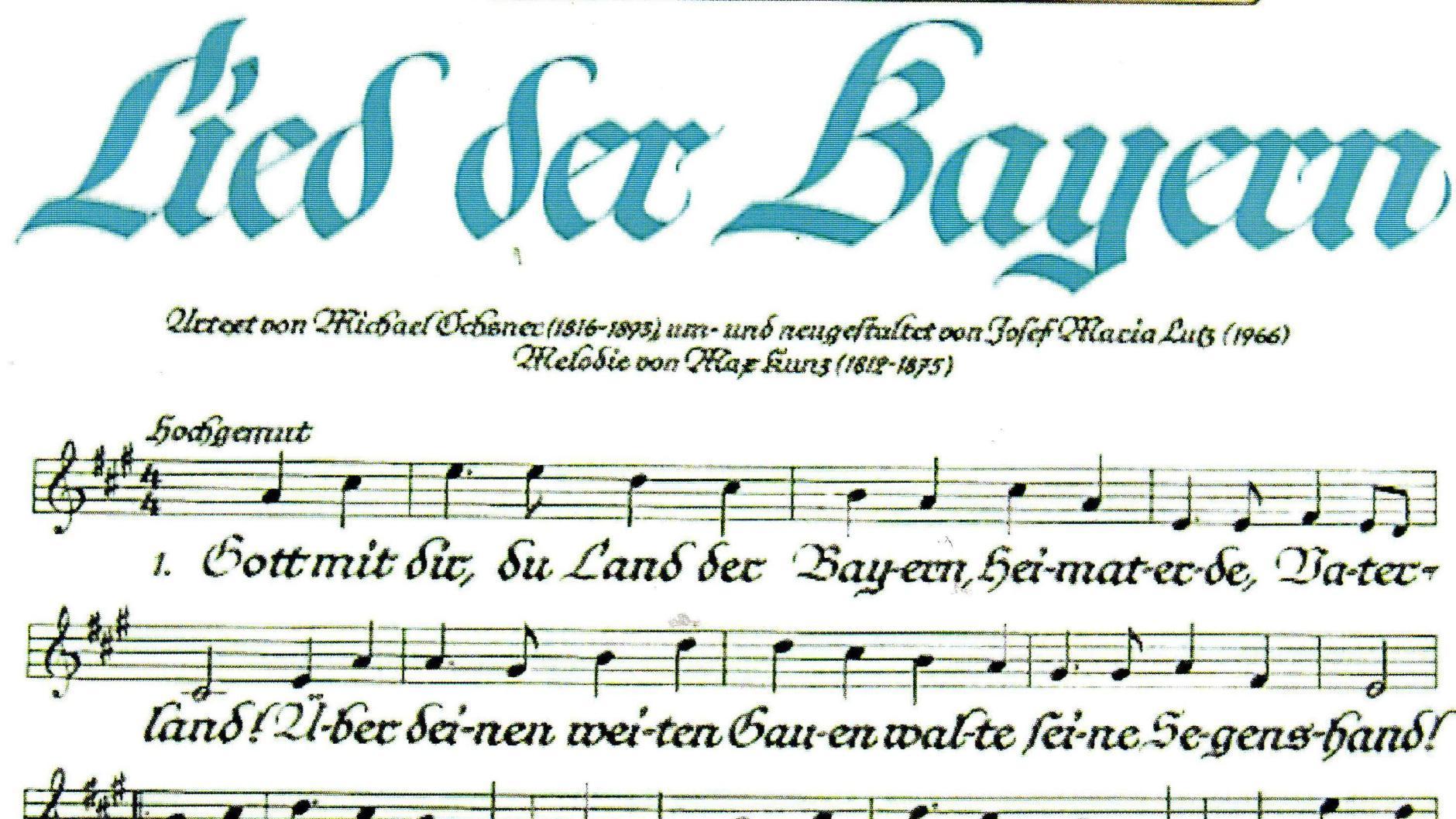 Bayernlied