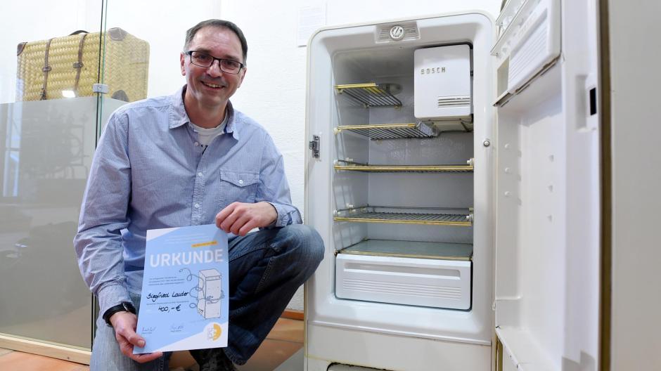 Oberschönenfeld: Wie der Kühlschrank ins Museum kam - Nachrichten ...