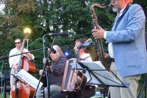 Jazz voller Spielfreude