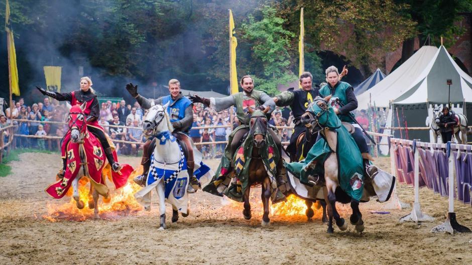 Thierhaupten Als Teilzeit Ritter Ins Mittelalter Nachrichten