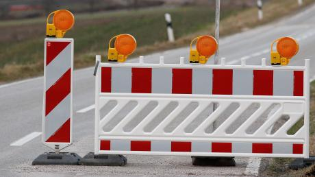 Auch zwischen Dettingen und Erolzheim ist nun ein Straßenabschnitt gesperrt.