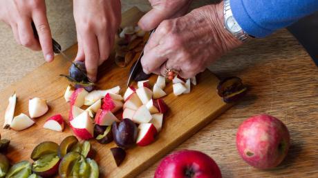 Wer Unterstützung beim Kochen oder Einkaufen braucht, der könnte die neue Nachbarschaftshilfe im Holzwinkel in Anspruch nehmen.