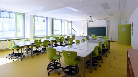 Die Sanierung der Eichenwaldschule in Neusäß war ein großes Projekt der Stadt in den letzten Jahren.Luftreinigungsgeräte werden nun aber nicht nachgerüstet.